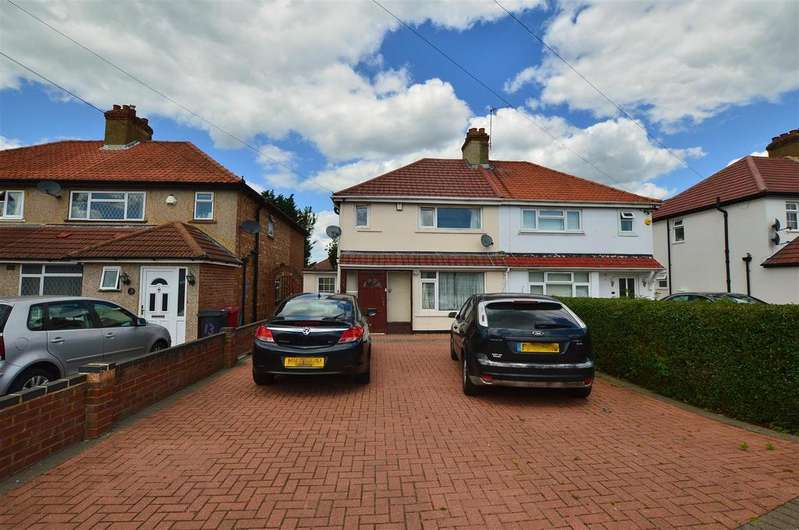 3 Bedrooms Semi Detached House for sale in Hampshire Avenue, Slough, Slough