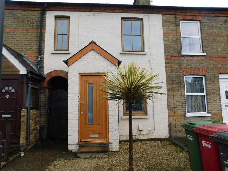 2 Bedrooms Terraced House for sale in High Street, Langley, SL3 8JP