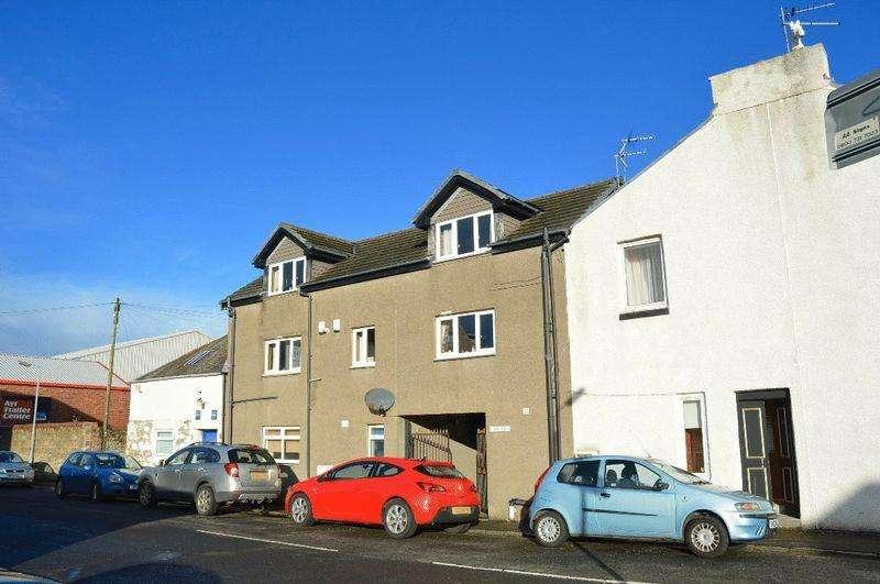 2 Bedrooms Maisonette Flat for sale in Crown Street, Ayr