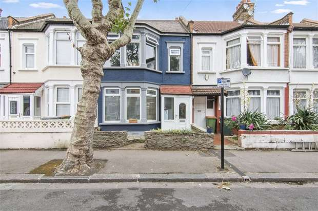 3 Bedrooms Terraced House for sale in Montpelier Gardens, East Ham, London