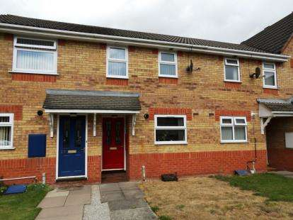 2 Bedrooms Terraced House for sale in Alderton Grove, Winsford, Cheshire