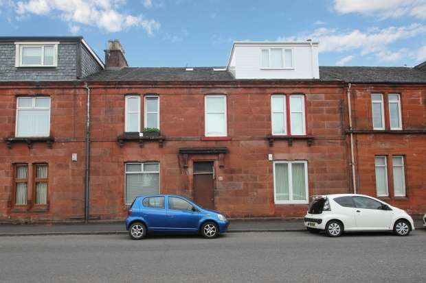 1 Bedroom Apartment Flat for sale in Main Street, Alexandria, Dunbartonshire, G83 0BP