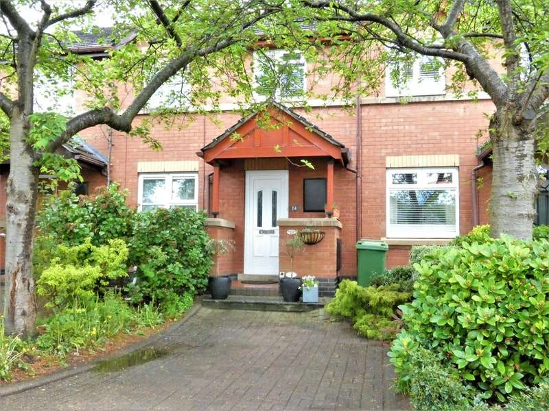 3 Bedrooms Terraced House for sale in Cherry Grove Road, Chester, Cheshire, CH3