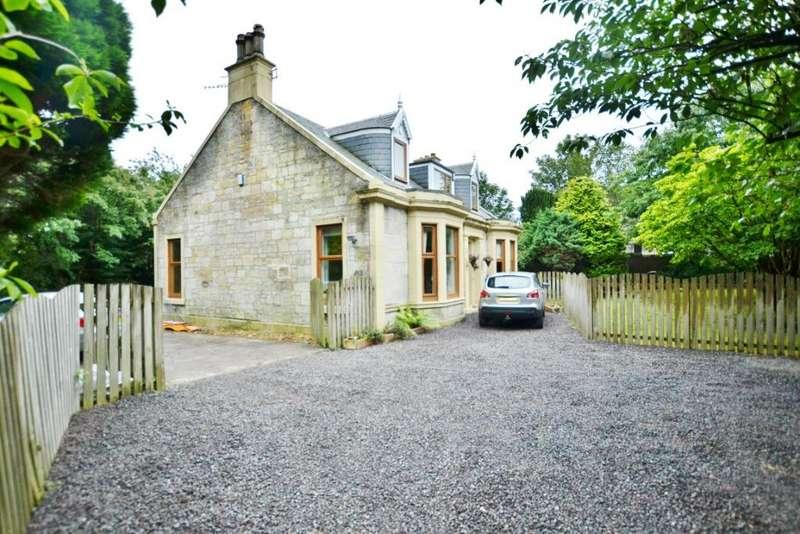 5 Bedrooms Detached House for sale in Stevenston Road , Kilwinning, North Ayrshire, KA13 6LG