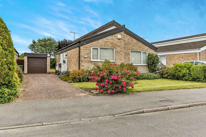 3 Bedrooms Detached Bungalow for sale in James Andrew Crescent, Sheffield, S8