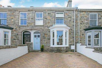 4 Bedrooms Terraced House for sale in Redruth, Cornwall