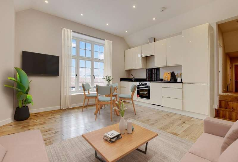1 Bedroom Apartment Flat for sale in Mulberry House, Whitchurch Road, Pangbourne, Reading, RG8