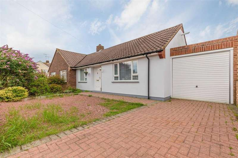 2 Bedrooms Semi Detached Bungalow for sale in Jacob Close, Windsor