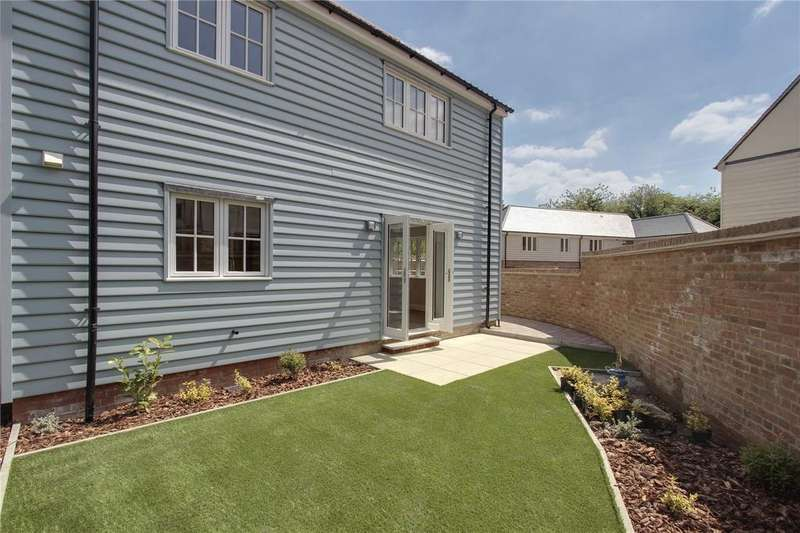 2 Bedrooms Semi Detached House for sale in Church End, Broxted, Dunmow, Essex, CM6