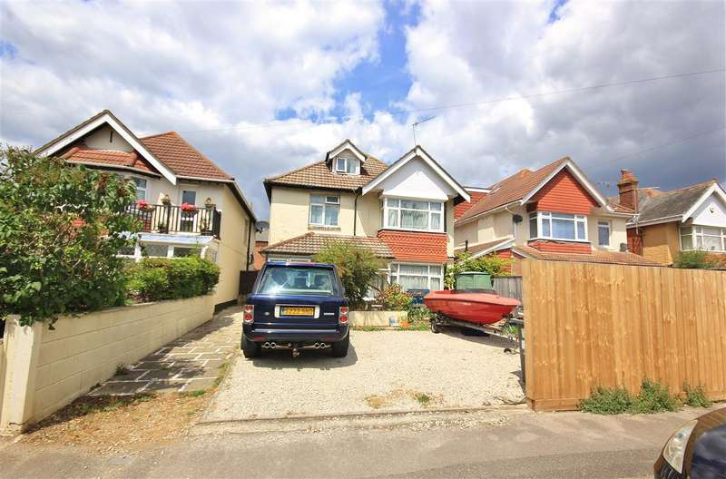 7 Bedrooms Detached House for sale in Kings Park Road, Kings Park, Bournemouth