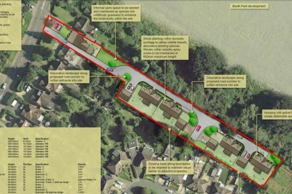 Property for sale in DEVELOPMENT, Booth Rise, Northampton
