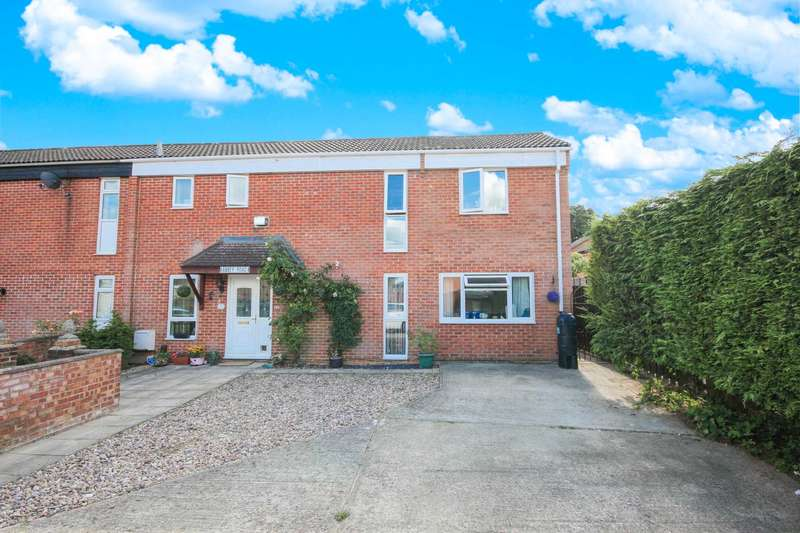 3 Bedrooms End Of Terrace House for sale in Oakdale, Bracknell