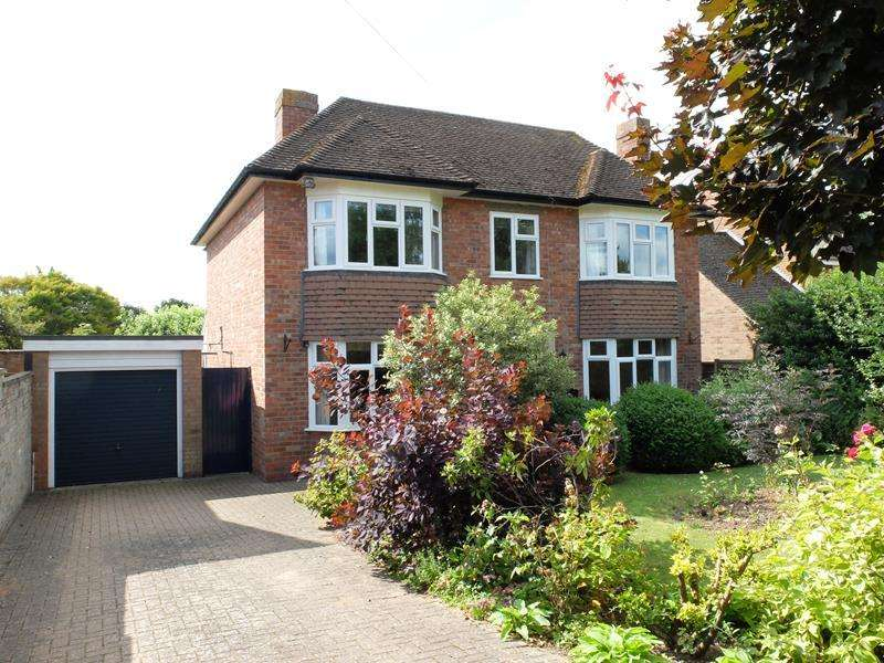 3 Bedrooms Detached House for sale in New Street, Ledbury, Herefordshire