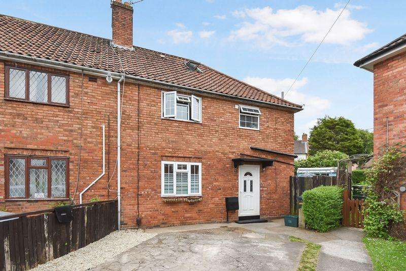 4 Bedrooms Semi Detached House for sale in The Rosery Fishponds