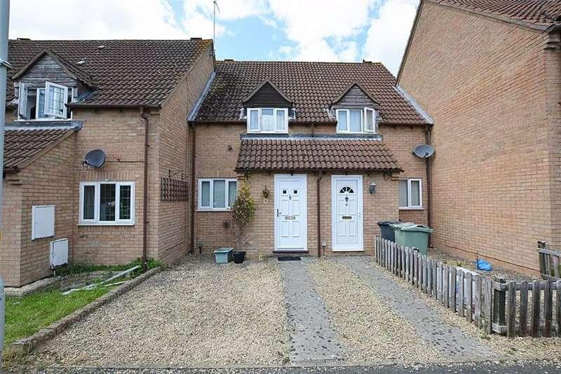 2 Bedrooms Terraced House for sale in Deerhurst Place, Quedgeley