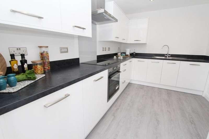 3 Bedrooms Terraced House for sale in Plot 30, Shepherds Mews, Shefford, SG17