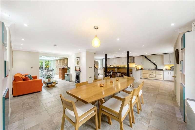 5 Bedrooms Terraced House for sale in Methley Street, Kennington, London, SE11