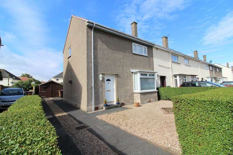 3 Bedrooms End Of Terrace House for sale in Orangefield Drive, Prestwick, KA9