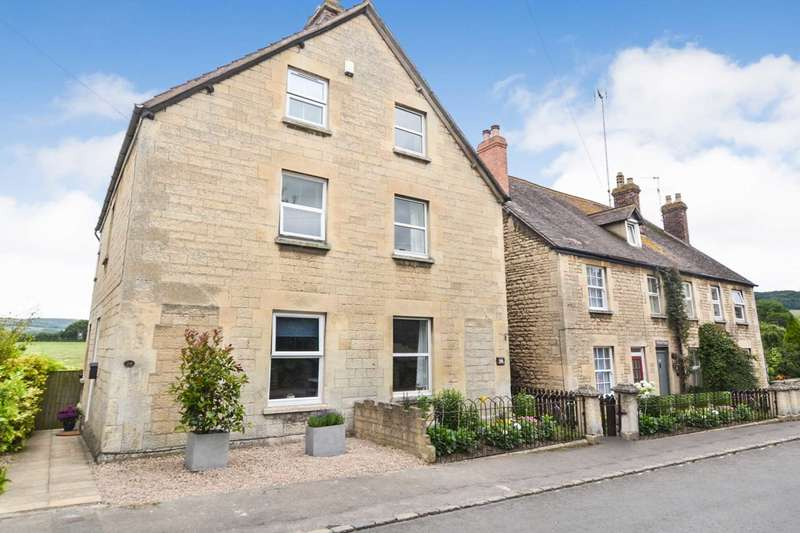 4 Bedrooms Semi Detached House for sale in Winchcombe, Cheltenham, Gloucestershire