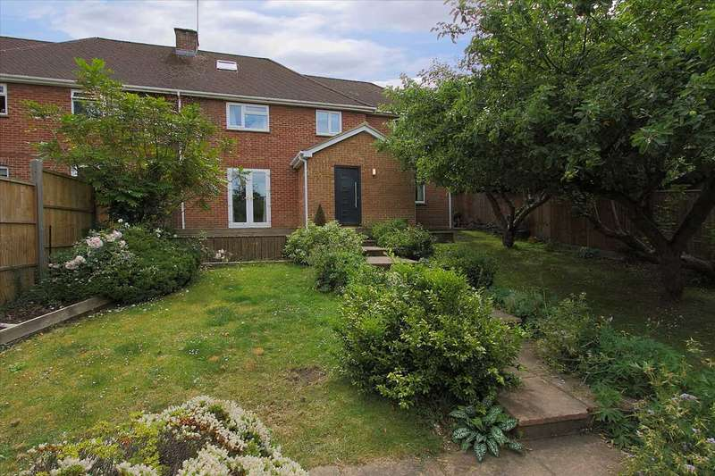 4 Bedrooms Semi Detached House for sale in Manor Rise, Anna Valley