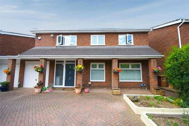 4 Bedrooms Detached House for sale in Shephall Green, Stevenage, Hertfordshire