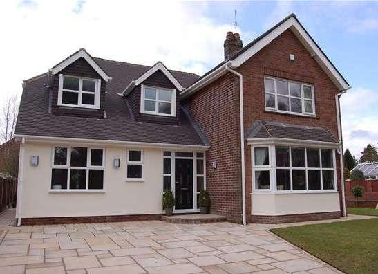 5 Bedrooms Detached House for sale in Woodside, Duxbury Park, Lancashire, PR7