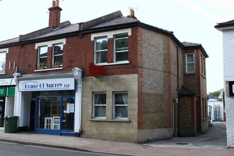 1 Bedroom Flat for sale in Walton Road, East Molesey