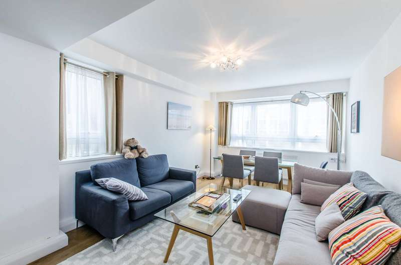3 Bedrooms Flat for rent in Leather Lane, Clerkenwell, EC1N