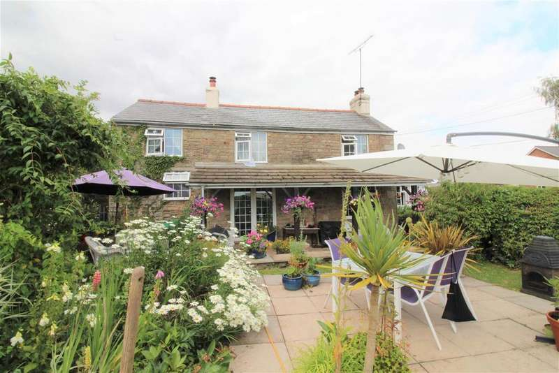 4 Bedrooms Cottage House for sale in Jubilee Road, Mitcheldean