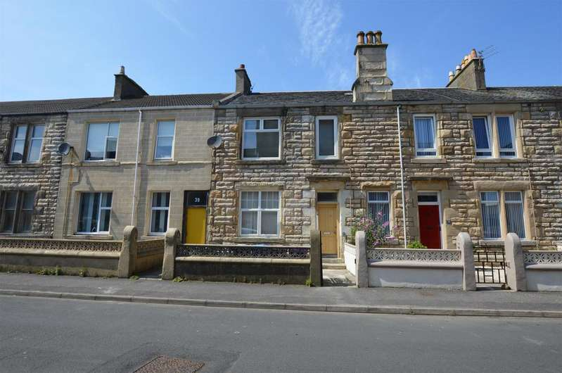 2 Bedrooms Flat for sale in 1/1, 37 Sidney Street, SALTCOATS, KA21 5DB