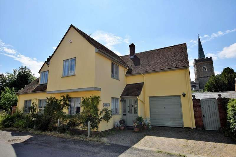 3 Bedrooms Detached House for sale in Nayland, Colchester, CO6 4JH