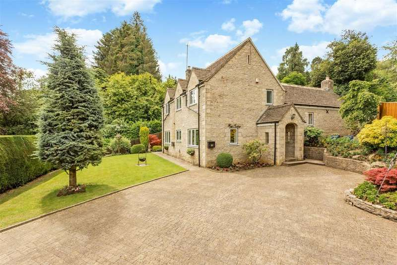 3 Bedrooms Cottage House for sale in Inchbrook Hill, Inchbrook, Stroud