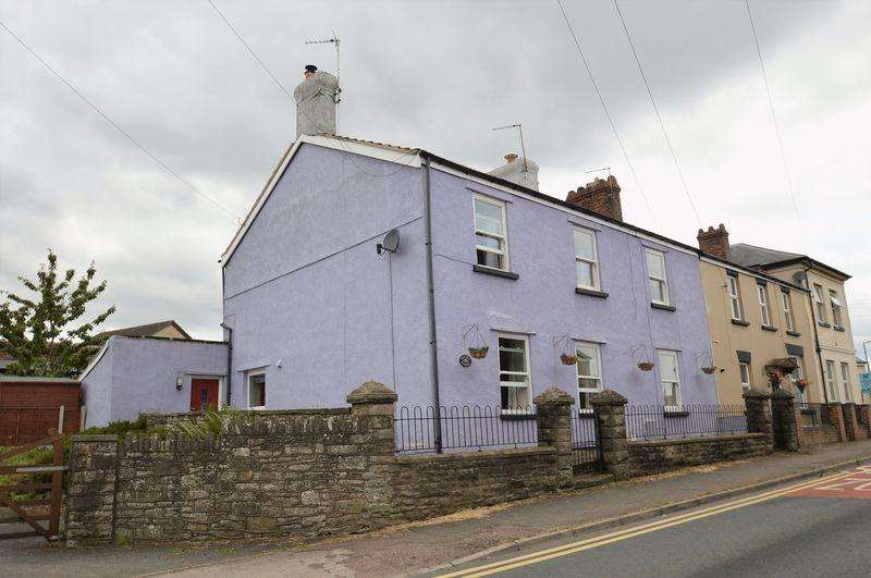 5 Bedrooms Terraced House for sale in Coalway, Coleford, Gloucestershire