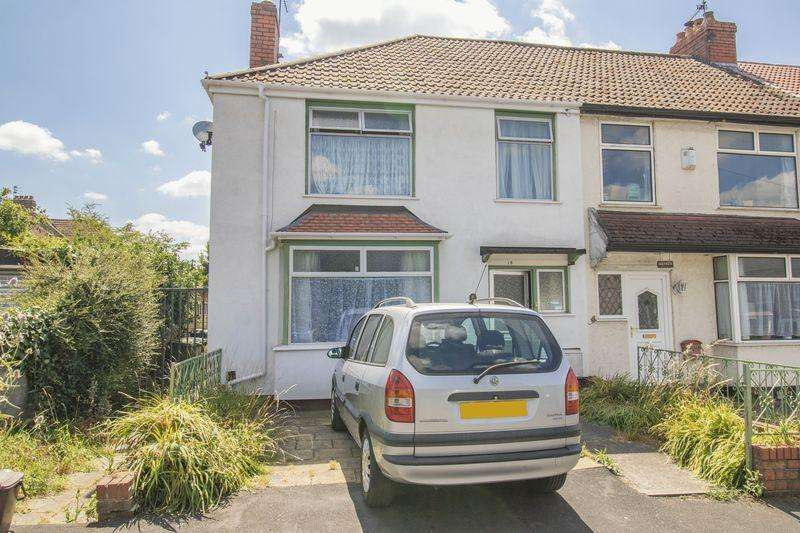3 Bedrooms Terraced House for sale in Stepney Road, Bristol