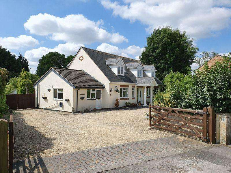 5 Bedrooms Detached House for sale in Twigworth Fields - Twigworth - Gloucester - GL2