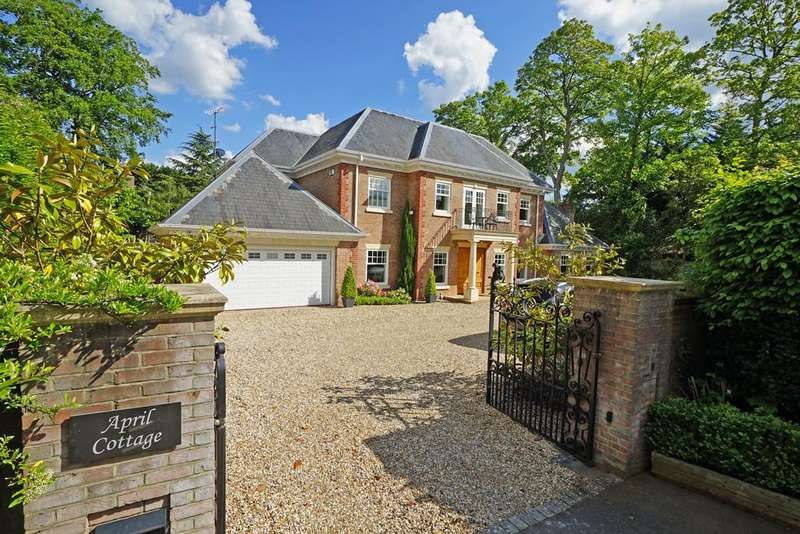 6 Bedrooms Detached House for sale in Burleigh Road, Ascot
