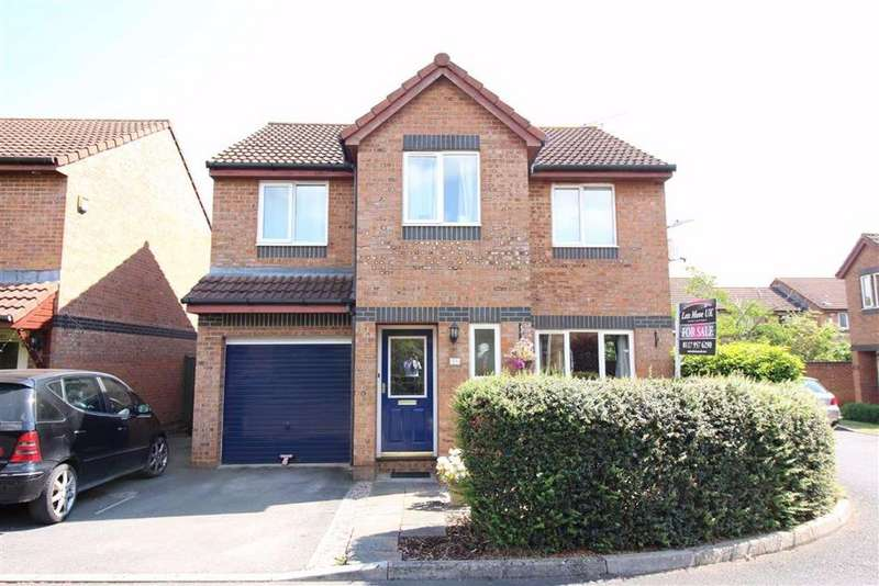 4 Bedrooms Detached House for sale in Meadgate, Emersons Green, Bristol