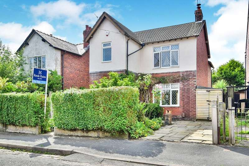 3 Bedrooms Detached House for sale in Maple Avenue, Macclesfield, Cheshire, SK11