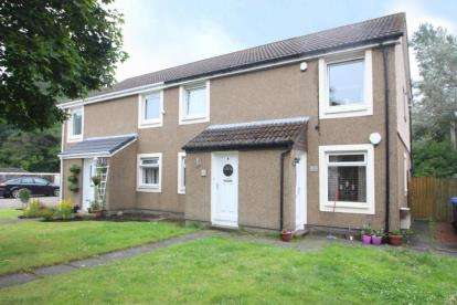2 Bedrooms Flat for sale in Grampian Court, Irvine, North Ayrshire