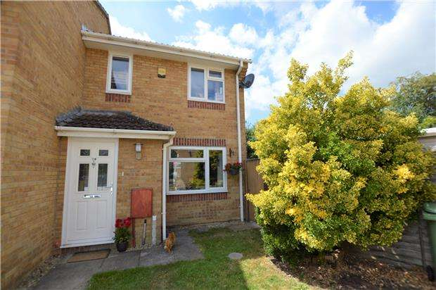 3 Bedrooms End Of Terrace House for sale in Courtlands, Bradley Stoke, BRISTOL, BS32 9BB