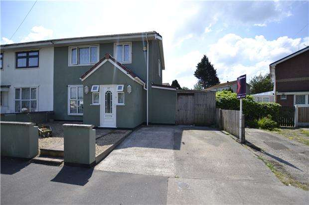 3 Bedrooms Semi Detached House for sale in St. Marys Road, Shirehampton, Bristol, BS11 9PD