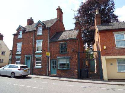 1 Bedroom House for sale in High Street, Uttoxeter, Staffordshire