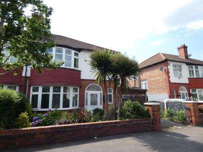 4 Bedrooms House for sale in Auburn Road, Old Trafford, Manchester, Greater Manchester
