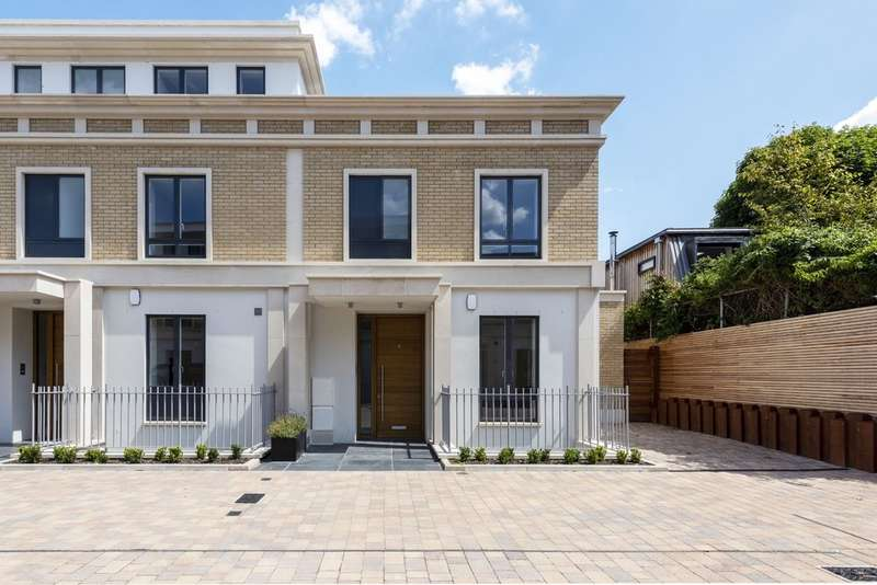 5 Bedrooms End Of Terrace House for sale in Basilica Mews, Thurleigh Road, London, SW12