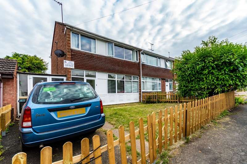 3 Bedrooms Semi Detached House for sale in 5, Severn Way, Bewdley,