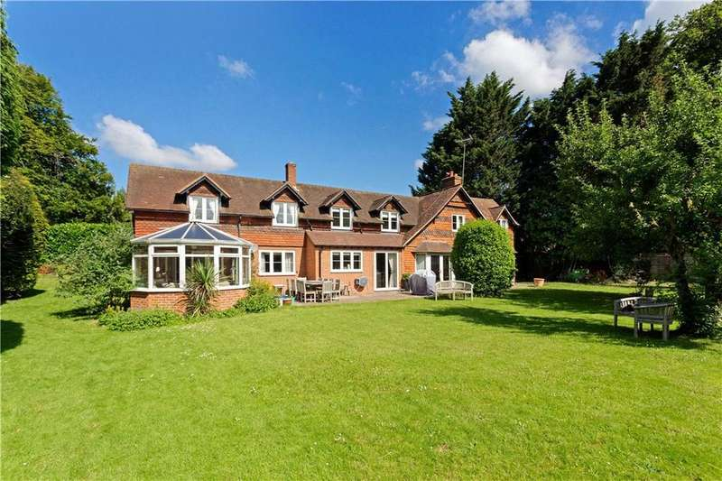 5 Bedrooms Detached House for sale in Skippetts Lane West, Basingstoke, Hampshire, RG21