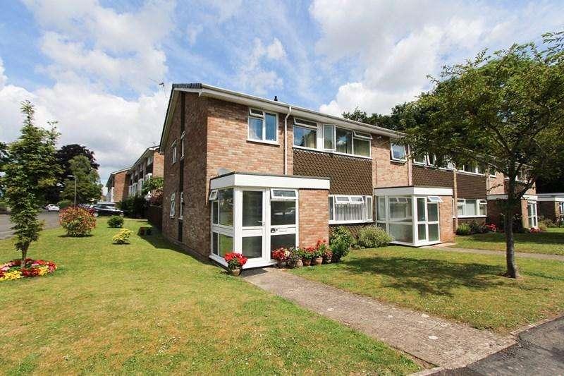2 Bedrooms Flat for sale in Dragons Hill Court, Keynsham, Bristol