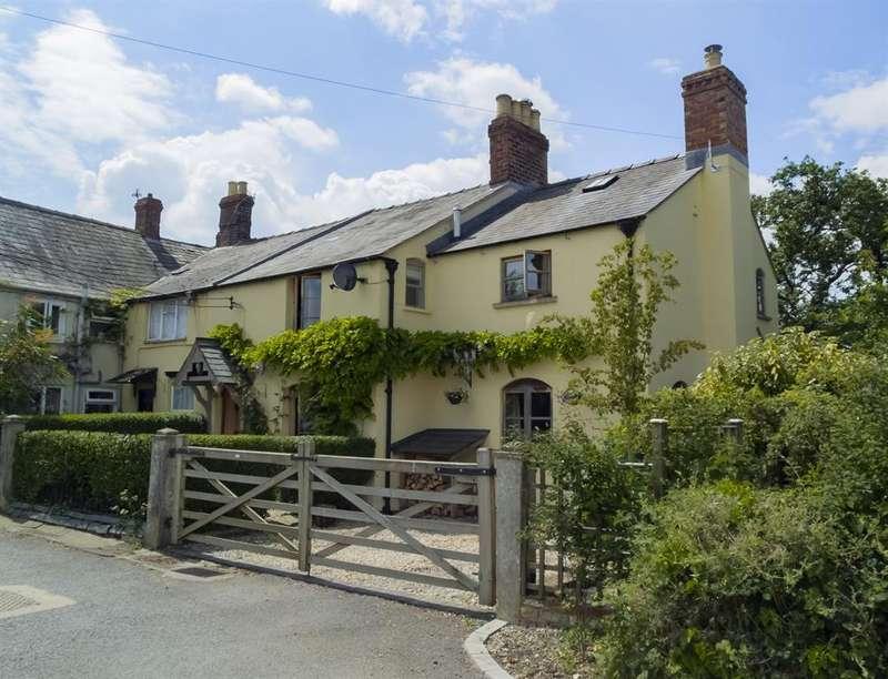 3 Bedrooms Cottage House for sale in Marsh Lane, Leonard Stanley, Stonehouse, GL10 3NJ