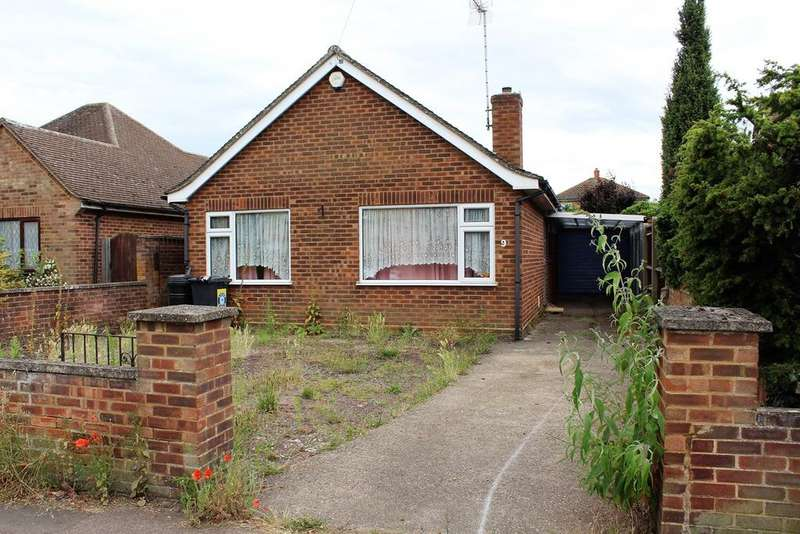 2 Bedrooms Detached Bungalow for sale in Newtown, Henlow, SG16