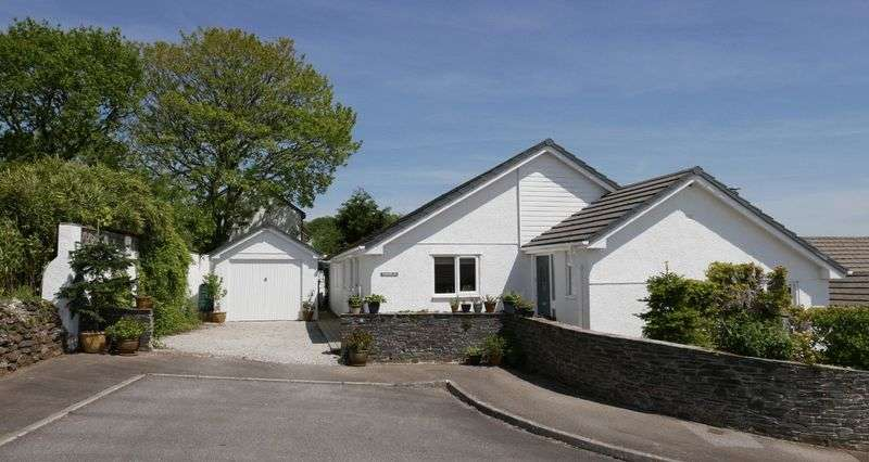 4 Bedrooms Property for sale in Meadow Plash, Blisland, Bodmin Cornwall